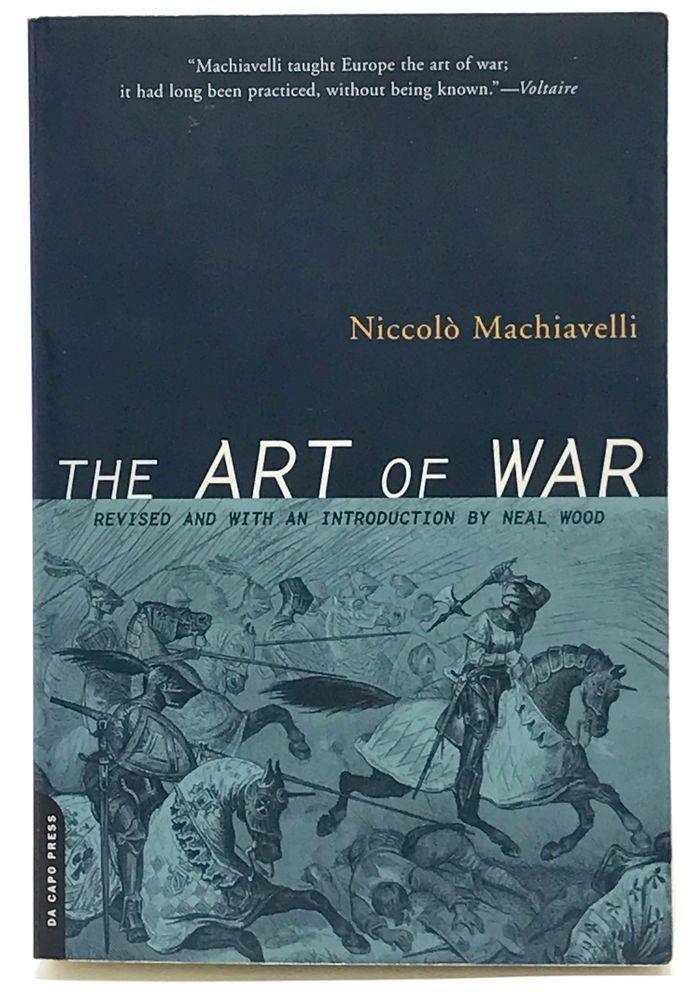 The Art of War by Ellis Farneworth and Niccolò Machiavelli 2001  Paperback  #Textbook