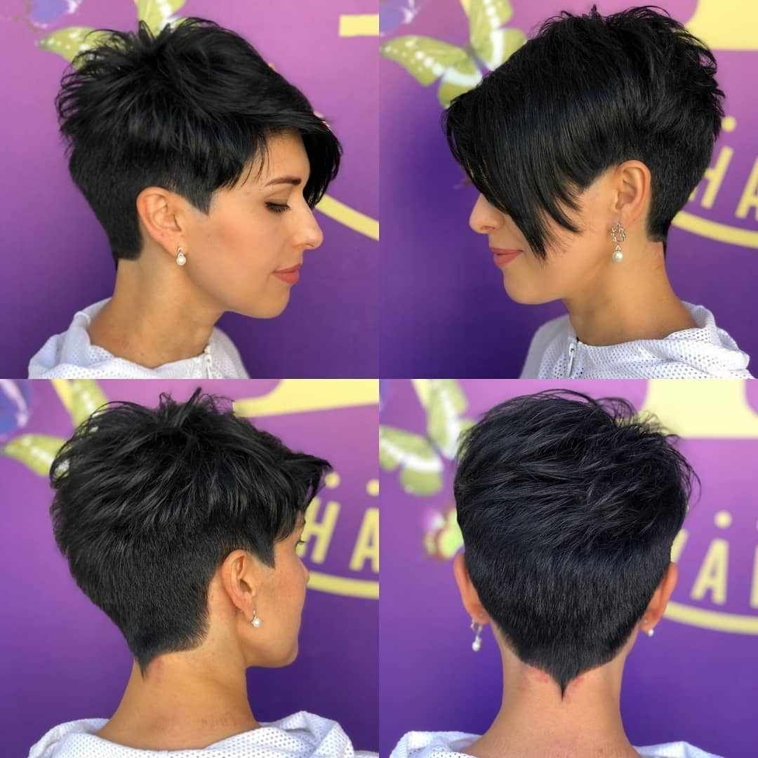 Trendy Very Short Haircuts for Women 10 Trends