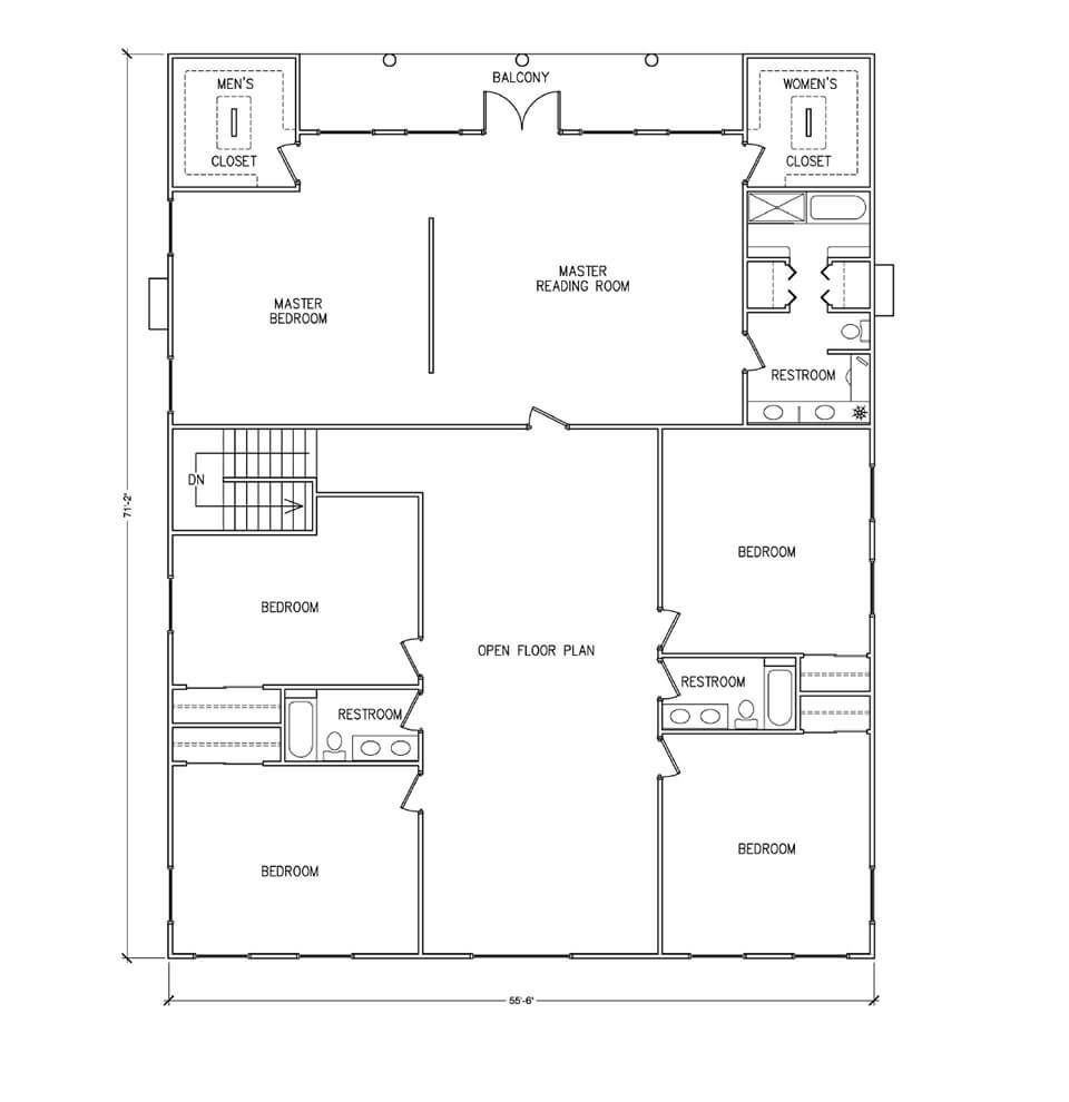 Best Barndominium Floor Plans For Planning Your Barndominium House Shop House Plans Barndominium Floor Plans House Plan With Loft