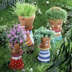 Pots et jardinières, idées déco : jardinerie Truffaut conseils ...