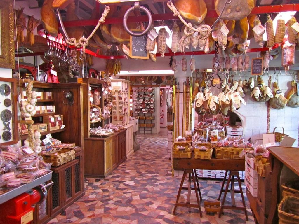 Antica Macelleria Falorni Greve In Chianti Shopping In Italy Chianti