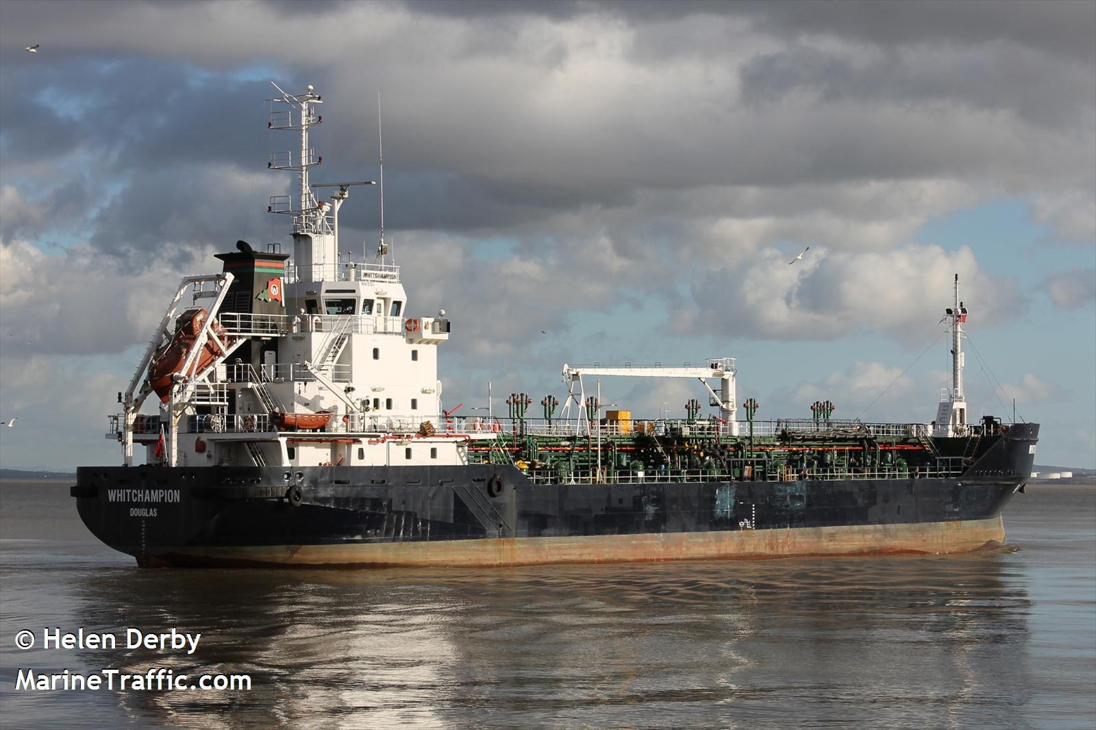Whitchampion/Tanker/85mx15m.
