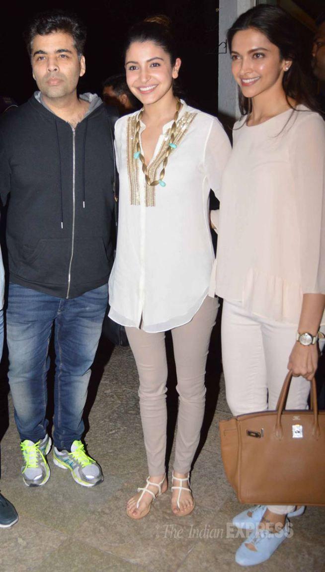 Bollywood Meets I B Minister Aamir Khan Anushka Deepika Vidya