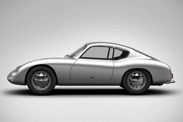 Porsche 356 Carrera Zagato Coupé | Men's Gear