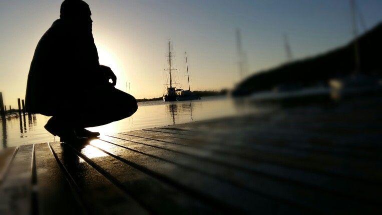 A cada manhã nasce com o sol uma nova esperança.  Saudades.