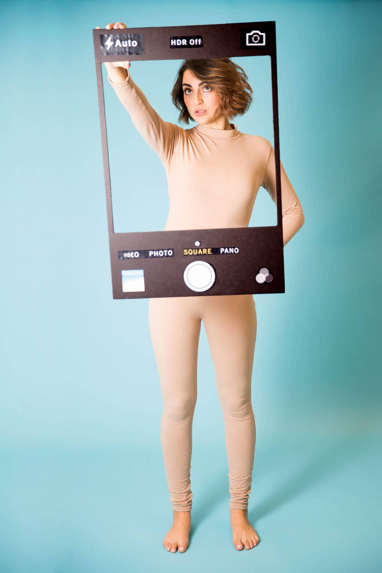 "20 hilarious ways to be ""naked"" this halloween 