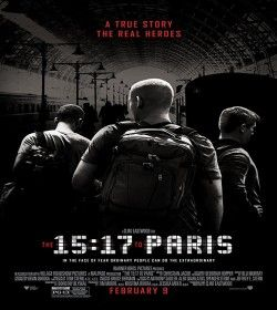 Watch The 15:17 to Paris Full-Movie Streaming