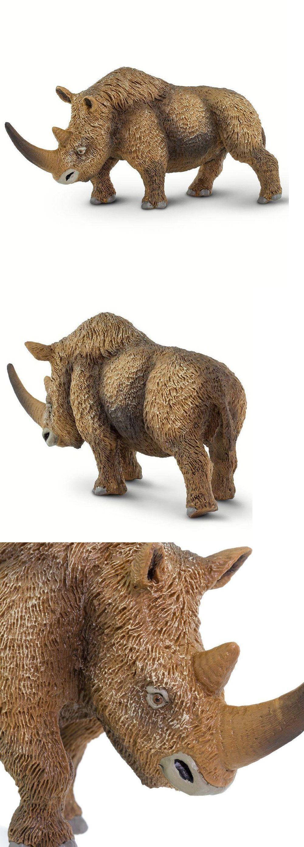 Dinosaurs 19170 Woolly Rhinoceros Dinosaur 100089 New