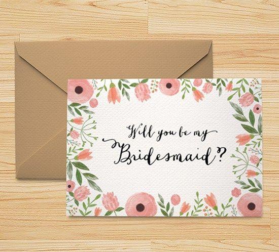 Weddings Archives Mountain Modern Life Bridesmaid Invitation Bridesmaid Proposal Cards Bridesmaid Cards