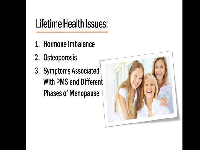 hormone for womens health