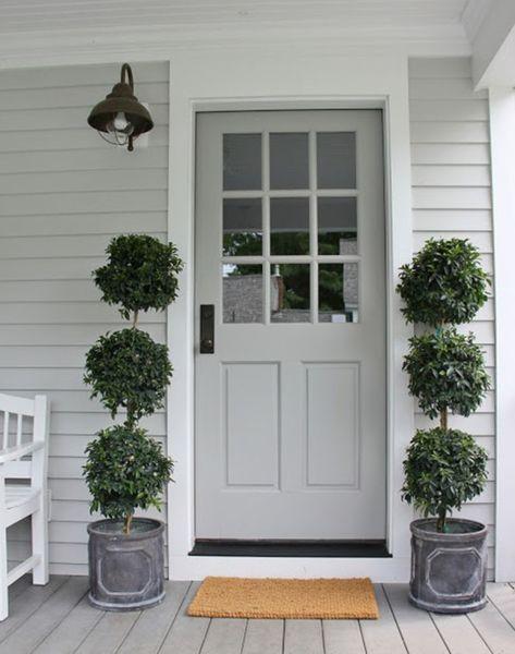 The 7 Best Front Door Colors for 2018 Home exterior Doors