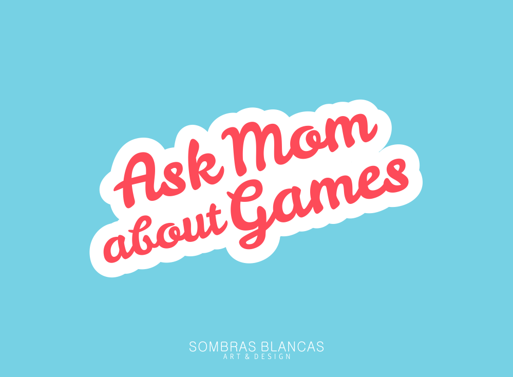 Ask Mom About Games (Stratford, CT, United States) www.sombrasblancasdesign.com