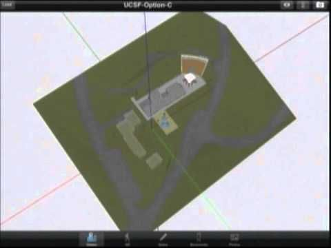 Google Sketchup Viewer On Your Ipad Via Sightspace 3d Google