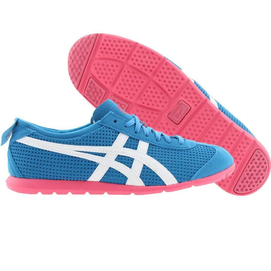 2a92aaf583de Asics.Onitsuka.Tiger.Women.Rio.Runner.(blue. .white)