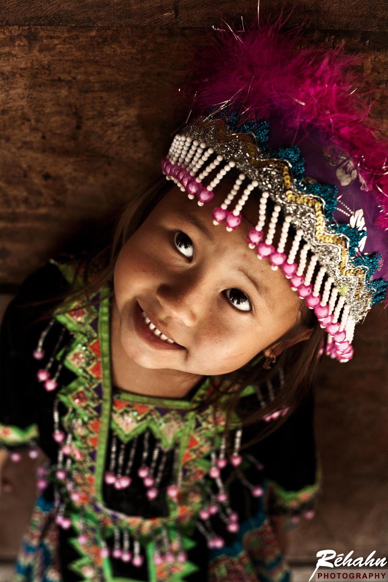 Hmong Child