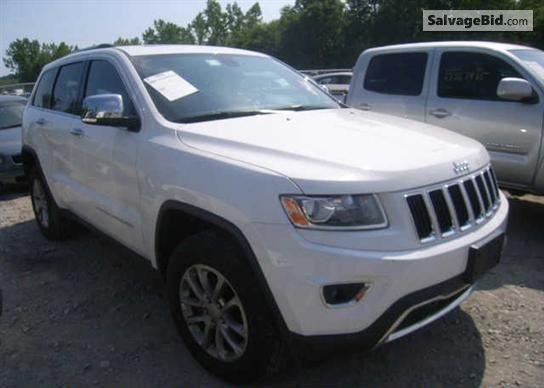 2014 Jeep Grand Cherokee Vin 1c4rjfbg9ec133458 2014 Jeep Grand