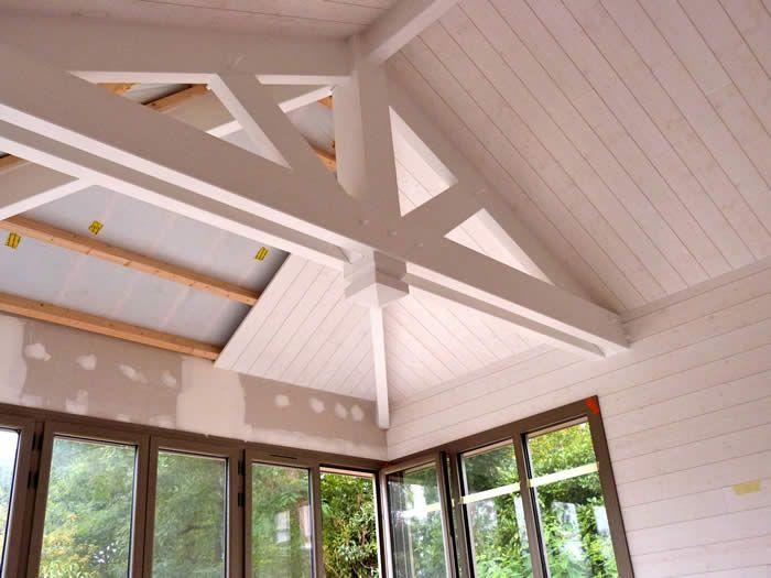 Awesome finition lambris bois plafond Décoration intérieure