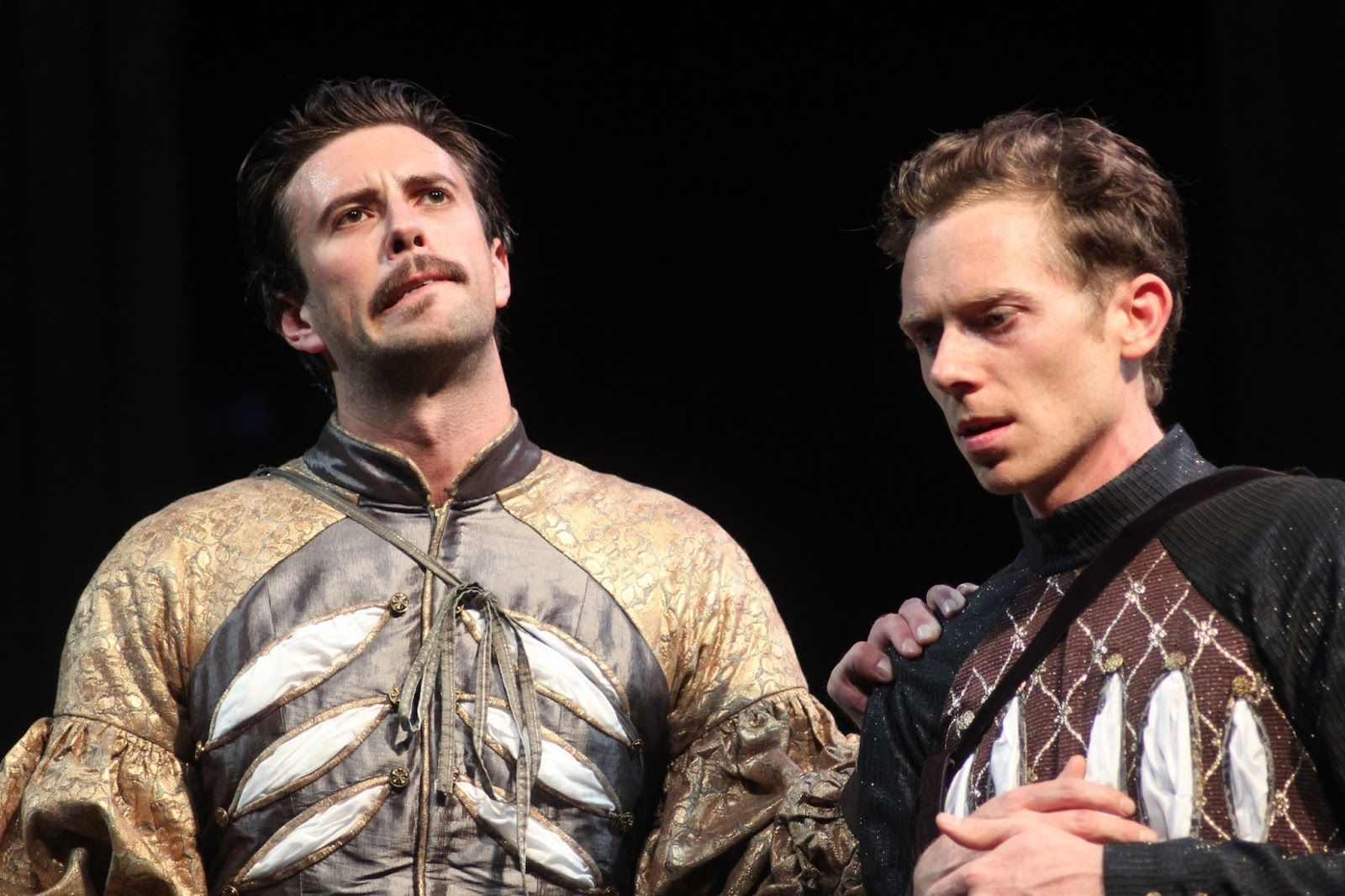 Act 4 Scene 2 Hamlet Dispose Of Poloniu Body And When Rosencrantz Guildenstern Question About True Gentleman Two Gentlemen Verona No Fear Shakespeare 1 3