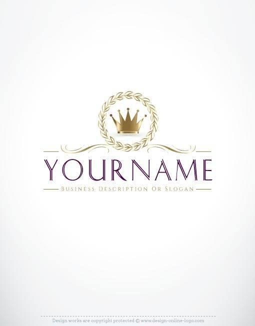Exclusive logo design crown logo images pinterest crown logo exclusive logo design crown logo images free business card reheart Choice Image