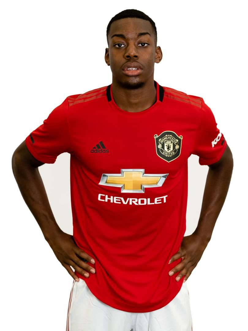 Player profile: Ayodeji Sotona | Manchester United in 2020 | Players, Match  highlights, Man united