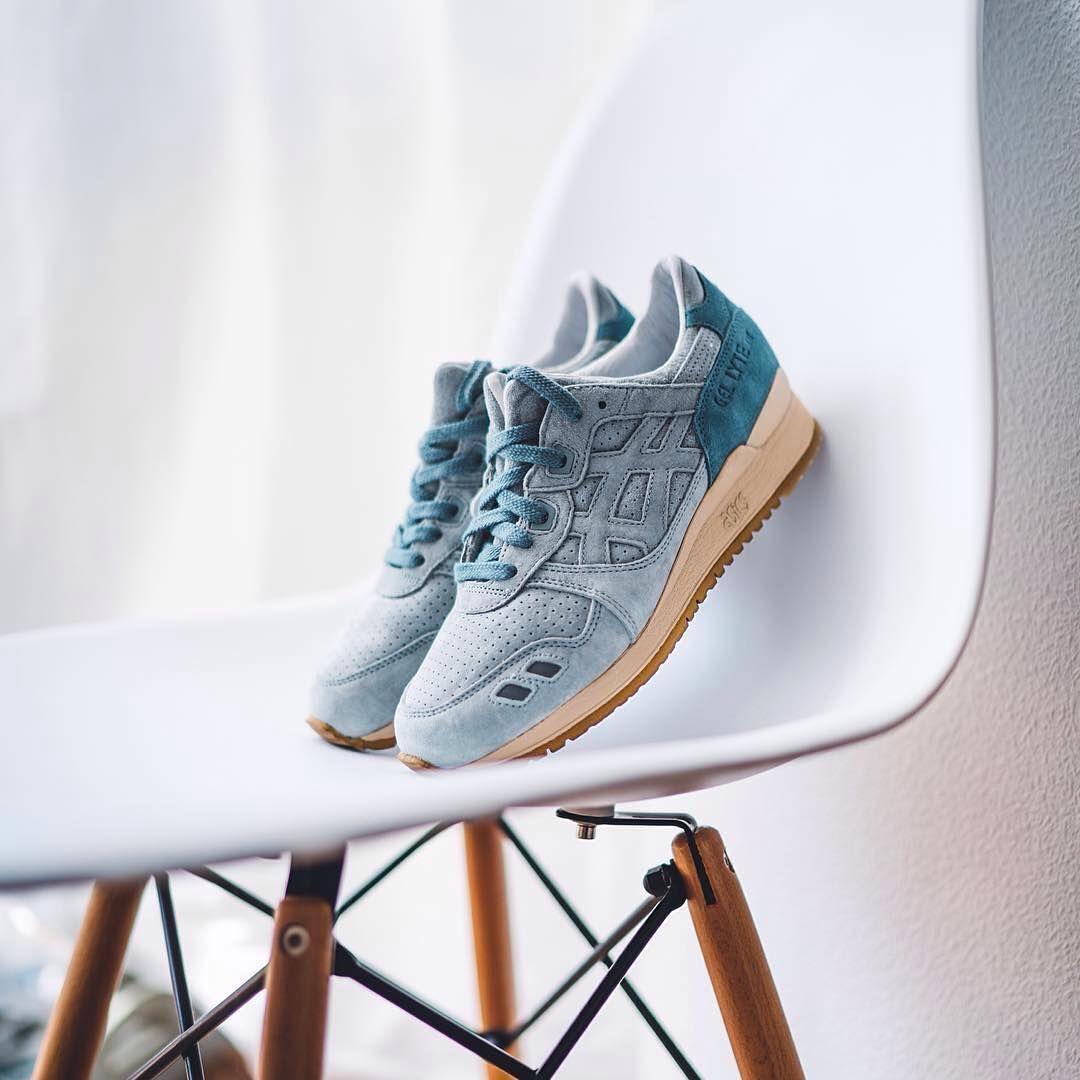 plus récent 23dd1 e54b7 Sneakers femme - Asics Gel Lyte III Saint Alfred (©objctve ...