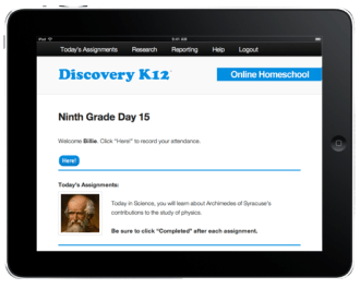 Discovery K12 - FREE Online Curriculum (Updated) | Favorite school