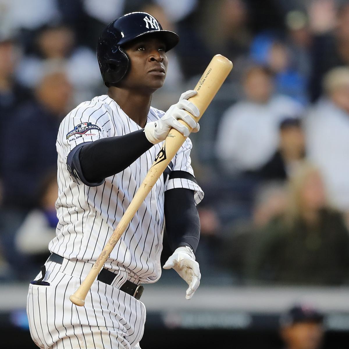 Didi Gregorius Grand Slam Leads Yankees To Blowout Win Over Twins In Game 2 Didi Gregorius Yankees Grand Slam
