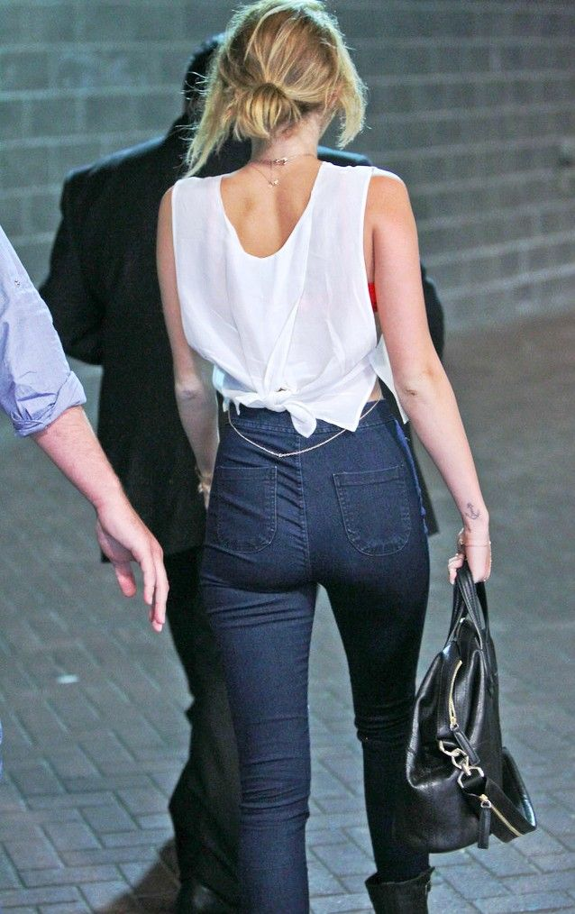 Something is. cyrus in jeans sexy miley similar situation