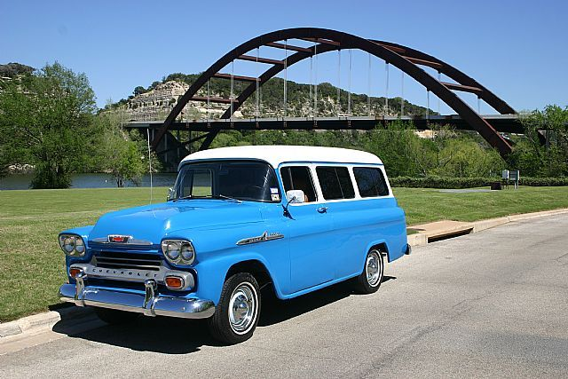 1958 Chevrolet Apache 31 For Sale Austin Texas Chevrolet Apache
