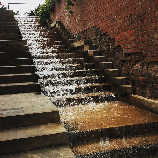 Stairs Water Fountain Architecture Google Search Stairs Architecture Stairs Landscape Stairs