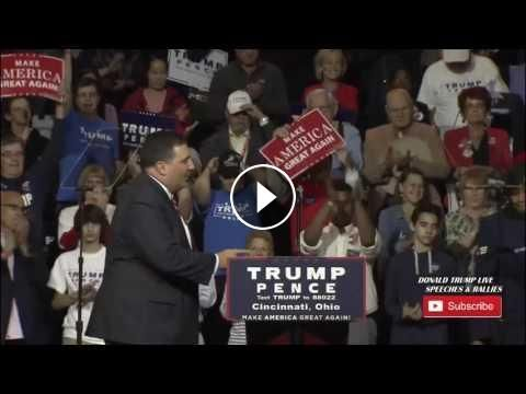 Donald Trump Delivers The Best Campaign Rally In The History Of Politics! SHARE & VOTE TRUMP NOV 8TH: Thursday, October 13, 2016: Live…