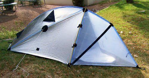 LIGHT u0026 ULTRALIGHT BACKPACKING Worldu0027s Lightest 4-Season Tent & LIGHT u0026 ULTRALIGHT BACKPACKING: Worldu0027s Lightest 4-Season Tent ...