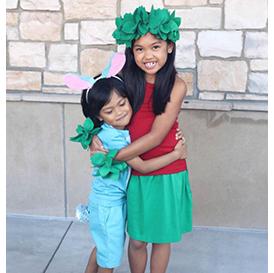 No Sew Diy Lilo And Stitch Kids Costume Primary Com Stitch Costume Diy Lilo And Stitch Lilo And Stitch Costume
