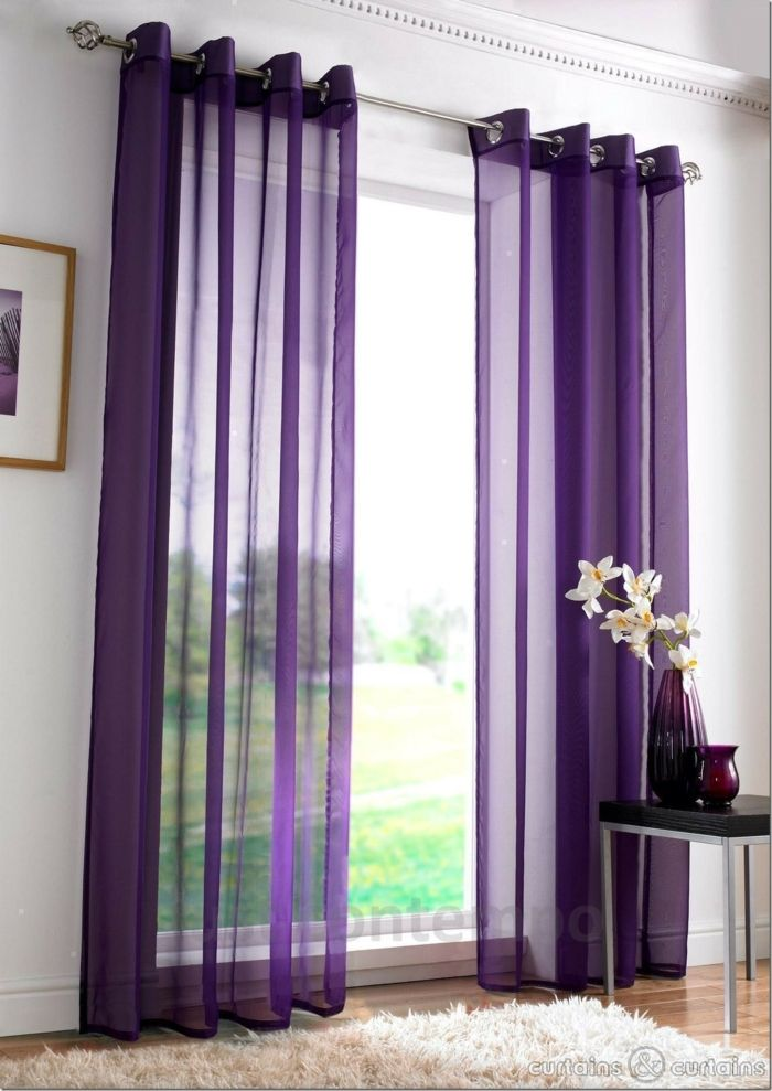1001 ideas sobre cortinas modernas y elegantes 2017 2018 - Cortinas negras decoracion ...