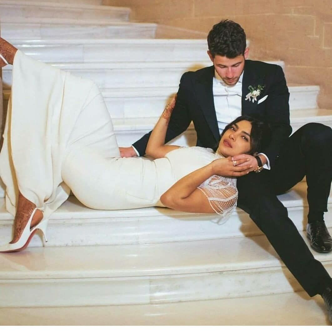 Priyanka Chopra-Nick Jonas Had The Most Royal And Dreamy