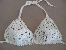 Crochet bra top pattern - Google Search  - Crochet