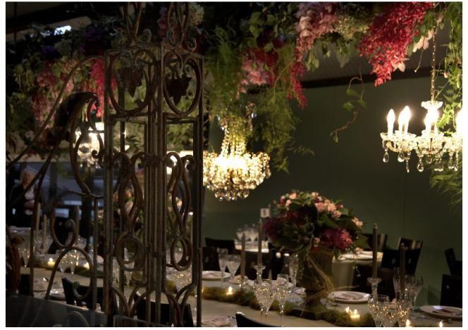 enchanted garden wedding