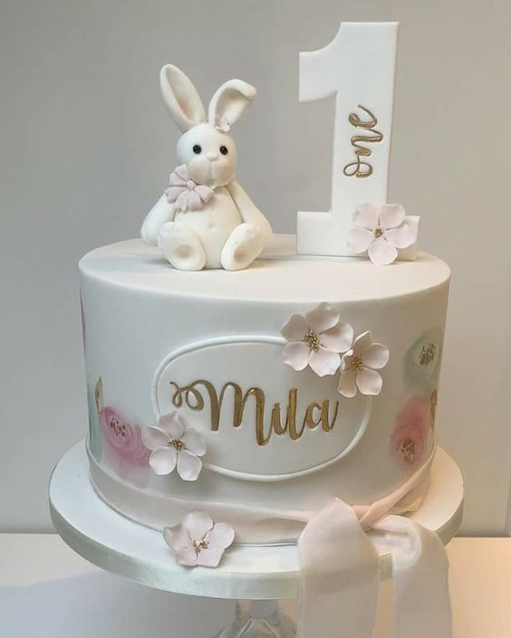 Awesome Birthday Cake Ideas For Girls With Images Baby