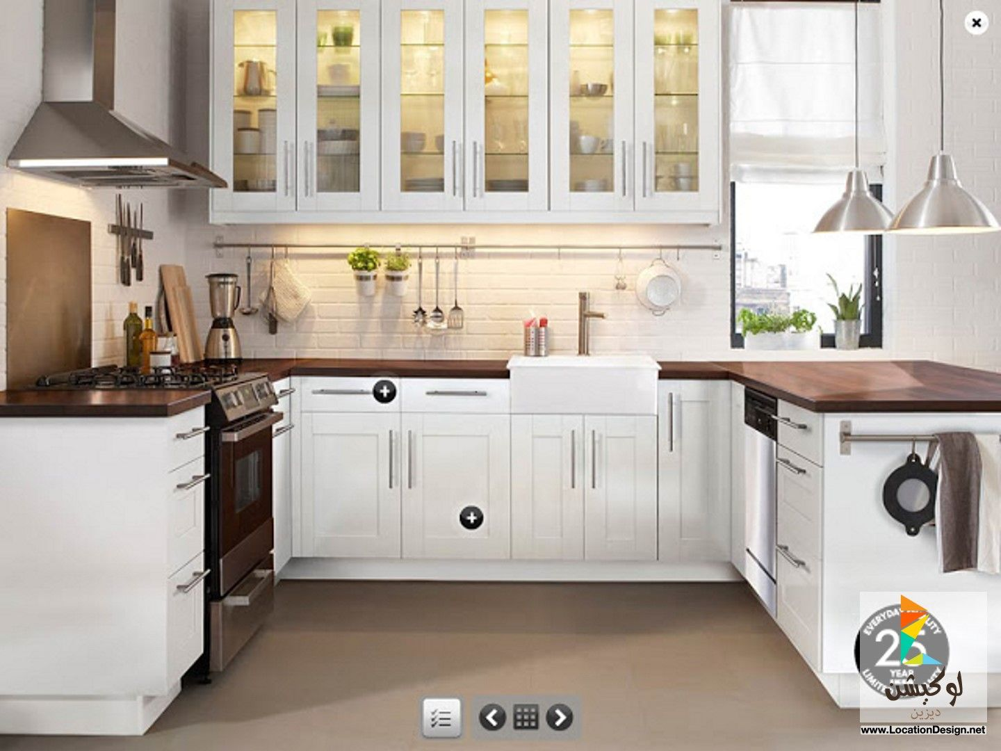 Best Images About ديكورات مطابخ On Pinterest Pine Floors - Kitchen design with small space