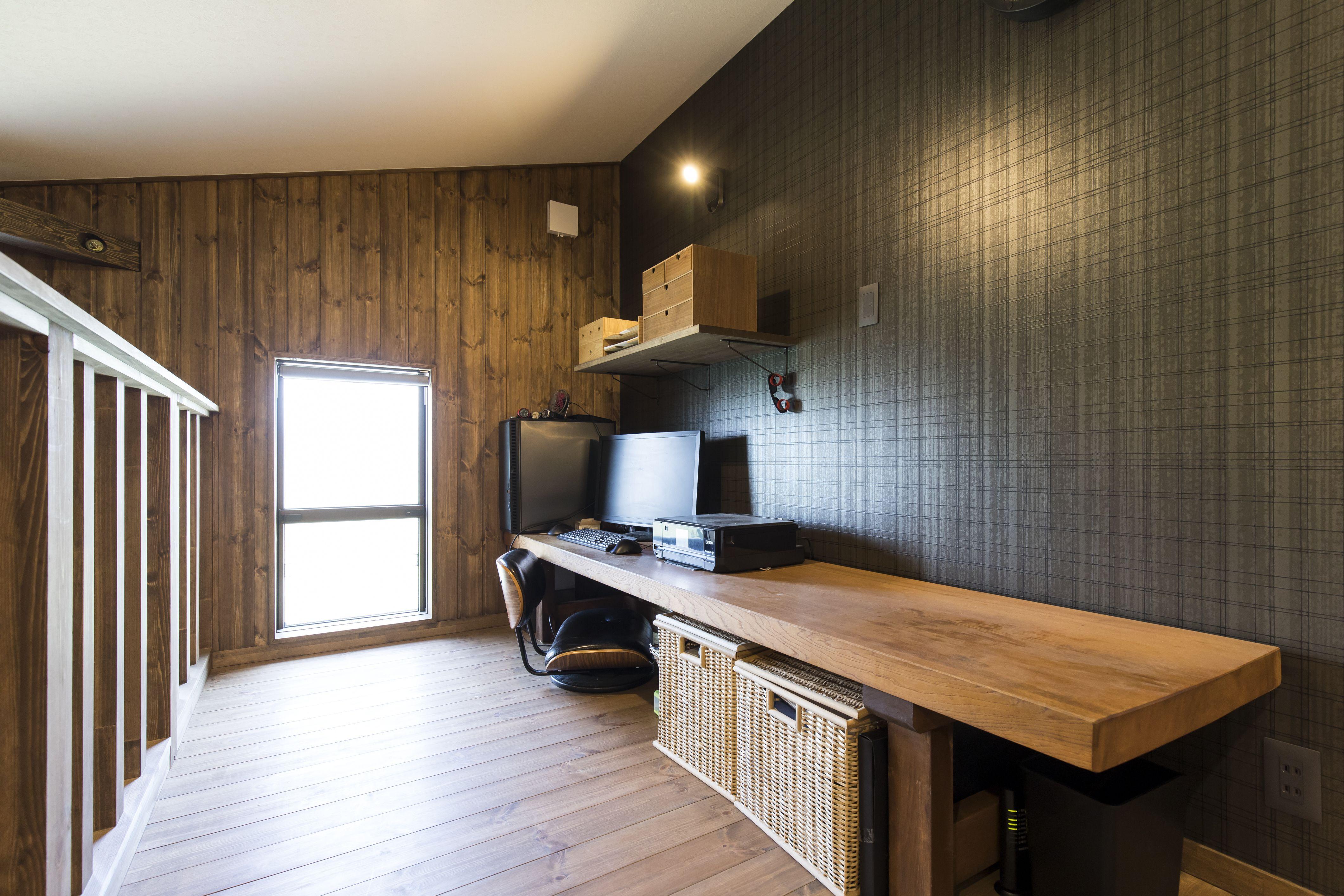 Freeq Homes Loafer フリースペースの使い方 施工事例 Bino Bino