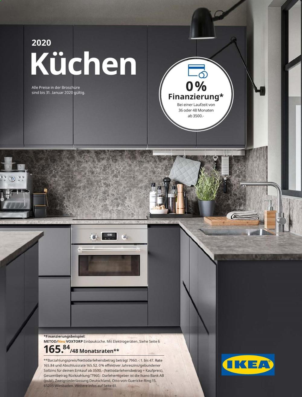 Ikea Aktuelles Prospekt 2 9 2019 31 1 2020 Rabatt Kompass De