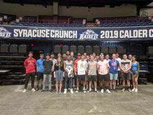 Berlin Sport Analytics Academy at Syracuse University