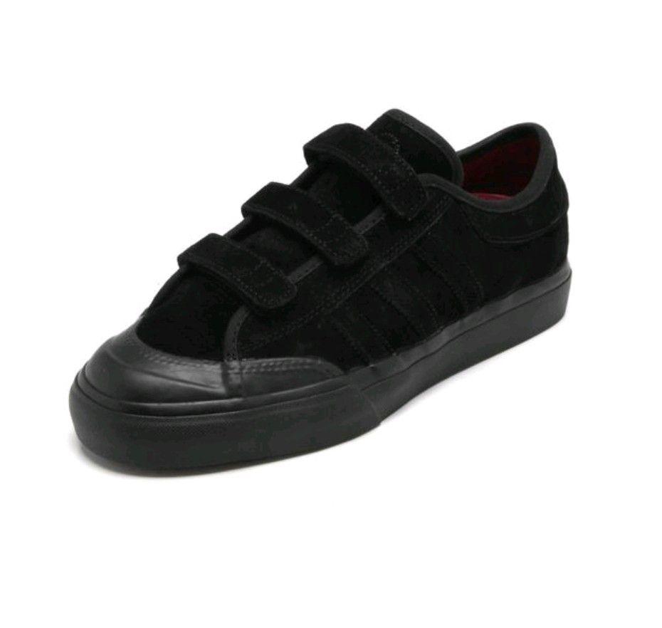 adidas matchcourt velcro | Black