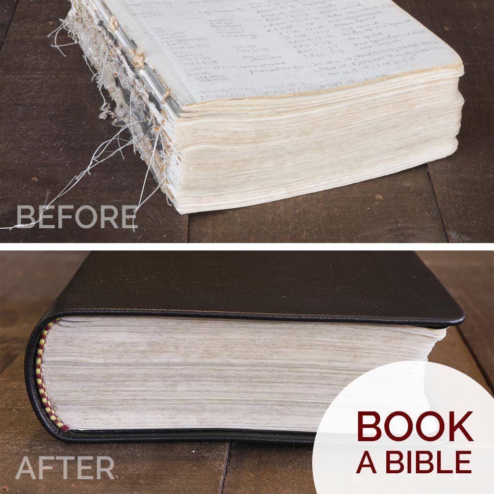 Bible Bindery & Leather Shoppe