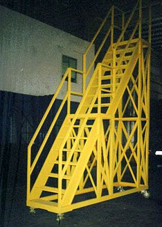 Movable Stair