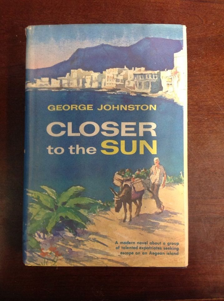 Gnubay Books Maps Pamphlets Literature Modern Novel Literature Closer To The Sun