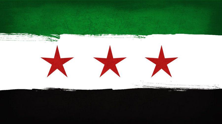 Old Syrian Flag Syrian Flag Syria Flag Flag