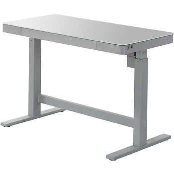 Tresanti Adjustable Height Desk White In 2019