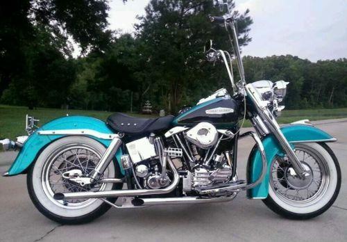 eBay: 1969 Harley-Davidson Other 1969 Harley Davidson Electra glode #harleydavidson usdeals.rssdata.net