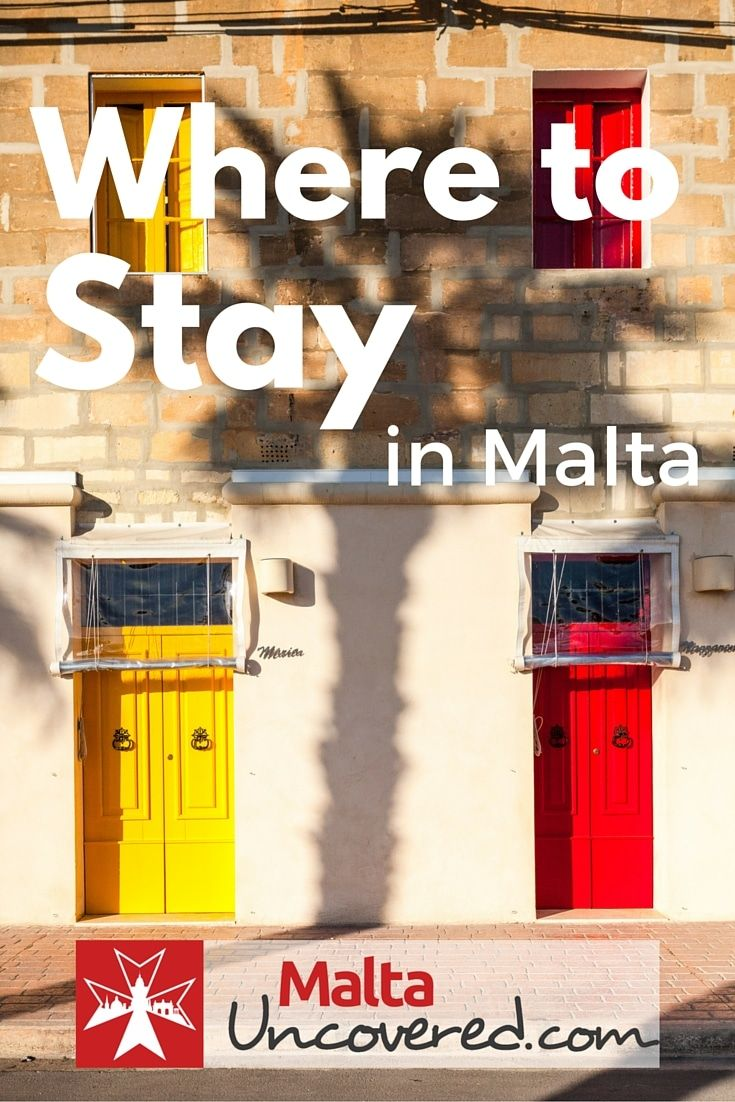 Where To Stay In Malta What S The Best Place For Me